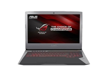 "Ноутбук (ASUS ROG G752VY-GC340T 17.3""(1920x1080 (матовый))/Intel Core i7 6820HK(2.7Ghz)/16384Mb/1000+128SSDGb/DVDrw/Ext:nVidia GeForce GTX980M(8192Mb)/Cam/BT/WiFi/50WHr/war 1y/4.4kg/forge/W10)"