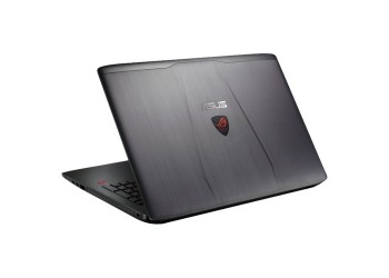 "Ноутбук (ASUS ROG GL552VW-CN480T 15.6""(1920x1080 (матовый))/Intel Core i7 6700HQ(2.6Ghz)/8192Mb/2000+128SSDGb/DVDrw/Ext:nVidia GeForce GTX960M(2048Mb)/Cam/BT/WiFi/50WHr/war 1y/2.6kg/black/W10)"