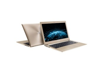 "Ноутбук (ASUS UX303UA-R4154T 13.3""(1920x1080)/Intel Core i5 6200U(2.3Ghz)/8192Mb/256SSDGb/noDVD/Int:Intel HD Graphics 520/Cam/BT/WiFi/48WHr/war 2y/1.3kg/brown/W10)"
