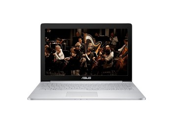 "Ноутбук (ASUS UX501VW-FY111R 15.6""(1920x1080)/Intel Core i7 6700HQ(2.6Ghz)/8192Mb/1000Gb/noDVD/Ext:nVidia GeForce GTX960M(2048Mb)/Cam/BT/WiFi/48WHr/war 2y/1.5kg/silver/W10Pro)"