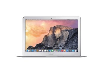 "Ноутбук Apple (Apple MacBook Air 13.3"" (1440x900)/glossy/1.6GHz dual-core i5 (TB 2.7GHz)/8Gb/128GB SSD/HD graphics 6000/720p FaceTime HD/omnidirectional mic/Wi-fi/BT 4.0/MagSafe 2/2x USB 3/SDXC/Thunderbolt/Audio in-out/w1y/1.35kg/)"