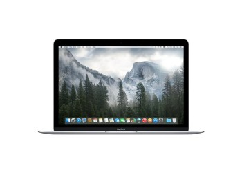 "Ноутбук Apple (Apple MacBook 12"" Space Grey (2304x1440)/1.3GHz Intel Core M (TB 2.9GHz)/8GB (1600MHz)/512GB Flash/Intel HD Graphics 5300/FaceTime 480p/Dual mic/Wi-fi/BT 4.0/USB 3.1/Headphone port (audio line out)/w1y/0.92kg/)"
