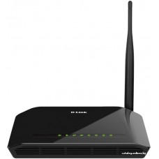 Маршрутизатор (Wireless 150Mbps Router with 4-ports 10/100 Base-TX switch)