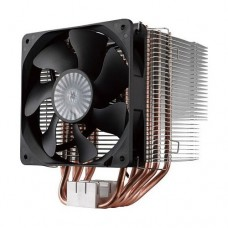 Кулер (Cooler Master CPU cooler Hyper 612 Ver.2,  Tower, 120mm 800-1300RPM PWM fan, 6 x 6mm CDC heatpipes, Full Socket Support)