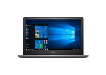 "Ноутбук DELL VOSTRO 5568 (VOSTRO 5568 15.6""(1366x768)/Intel Corei3-7100U(2.4GHz,3MB,DC)/4GB DDR4/500GB/HD620/Cam/WiFi/BT/3cell/Win 10 Home/Grey/1Y Basic NBD)"