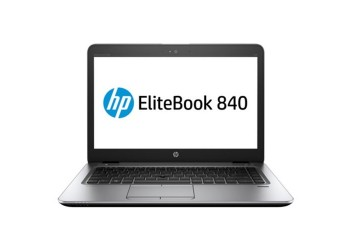 "Ноутбук (HP EliteBook 840 G3 14""(2560x1440)/Intel Core i7 6500U(2.5Ghz)/8192Mb/256SSDGb/noDVD/Int:Intel HD Graphics 520/Cam/BT/WiFi/45WHr/war 3y/1.46kg/silver/black metal/W7Pro + W10Pro key + USB-C)"