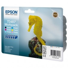 Набор (Epson R300 (T048) Multi Pack (CMYKLcLm))