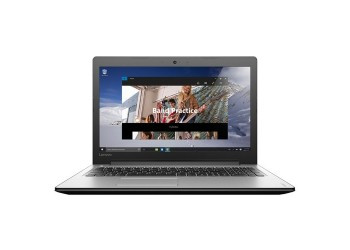 "Ноутбук (Lenovo IdeaPad 310-15ISK 15.6""(1920x1080)/Intel Core i3 6100U(2.3Ghz)/6144Mb/1000Gb/DVDrw/Ext:nVidia GeForce 920MX(2048Mb)/Cam/BT/WiFi/30WHr/war 1y/2.2kg/silver/W10 + 65W)"
