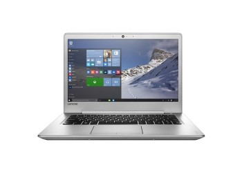 "Ноутбук (Lenovo IdeaPad 510S-14ISK 14""(1366x768 (матовый))/Intel Core i3 6100U(2.3Ghz)/4096Mb/500Gb/noDVD/Int:Intel HD Graphics 520/Cam/BT/WiFi/45WHr/war 1y/1.7kg/white/W10 + 65W)"