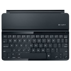 Клавиатура+чехол-подставка Logitech Wireless UltraThin Folio for iPad Air Space 920-005619 Black Bluetooth