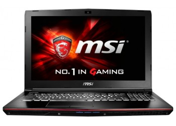 "Ноутбук MSI GE62 6QC Apache (Core i7 6700HQ 2600 MHz/15.6""/1920x1080/4Gb/1000Gb/DVD-RW/NVIDIA GeForce GTX 960M/Wi-Fi/Bluetooth/Win 10 Home)"