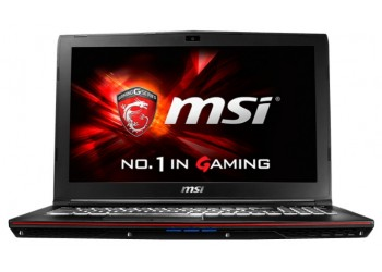 "Ноутбук MSI GP62 6QF Leopard Pro (Intel Core i5 6300HQ 2300 MHz/15.6""/1920x1080/8Gb/1000Gb/DVD-RW/NVIDIA GeForce GTX 960M/Wi-Fi/Bluetooth/Win 10 Home)"