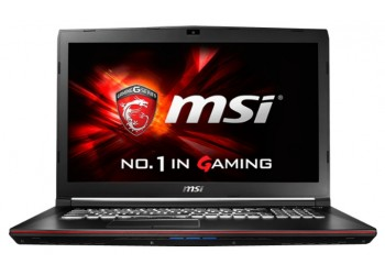 "Ноутбук MSI GP72 6QF Leopard Pro (Intel Core i7 6700HQ 2600 MHz/17.3""/1920x1080/8Gb/1000Gb/DVD-RW/NVIDIA GeForce GTX 960M/Wi-Fi/Bluetooth/DOS)"
