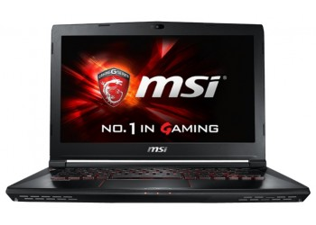 "Ноутбук MSI GS40 6QE Phantom (Core i7 6700HQ 2600 MHz/14.0""/1920x1080/16.0Gb/1128Gb HDD+SSD/DVD нет/NVIDIA GeForce GTX 970M/Wi-Fi/Bluetooth/Win 10 Home)"