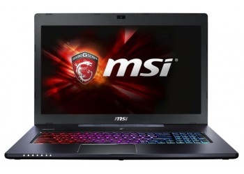 "Ноутбук MSI GS70 6QE Stealth Pro (Core i7 6700HQ 2600 MHz/17.3""/1920x1080/16.0Gb/1256Gb HDD+SSD/DVD нет/NVIDIA GeForce GTX 970M/Wi-Fi/Bluetooth/Win 10 Home)"