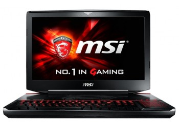 "Ноутбук MSI GT80S 6QF Titan SLI 29th Anniversary Edition (Intel Core i7 6820HK 2700 MHz/18.4""/1920x1080/32.0Gb/1512Gb HDD+SSD/DVD-RW/NVIDIA GeForce GTX 980/Wi-Fi/Bluetooth/Win 10 Home)"