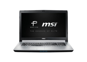 "Ноутбук (MSI PE70 6QE-063XRU 17.3""(1920x1080 (матовый))/Intel Core i7 6700HQ(2.6Ghz)/8192Mb/1000Gb/DVDrw/Ext:nVidia GeForce GTX960M(2048Mb)/Cam/BT/WiFi/41WHr/war 1y/2.6kg/silver/DOS)"