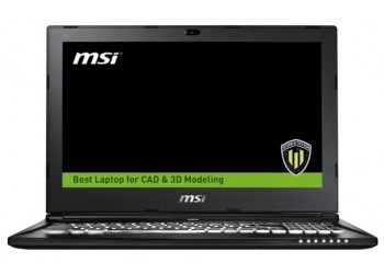 "Ноутбук MSI WS60 6QI (Core i7 6700HQ 2600 MHz/15.6""/1920x1080/16.0Gb/1128Gb HDD+SSD/DVD нет/NVIDIA Quadro M1000M/Wi-Fi/Bluetooth/Win 10 Pro)"