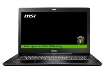 "Ноутбук MSI WS72 6QJ (Intel Core i7 6700HQ 2600 MHz/17.3""/1920x1080/32.0Gb/1256Gb HDD+SSD/DVD нет/NVIDIA Quadro M2000M/Wi-Fi/Bluetooth/Win 10 Pro)"