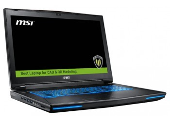 "Ноутбук MSI WT72 6QJ (Intel Xeon 1505M 2800 MHz/17.3""/1920x1080/16.0Gb/1256Gb HDD+SSD/BD-RE/NVIDIA Quadro M2000M/Wi-Fi/Bluetooth/Win 10 Pro)"