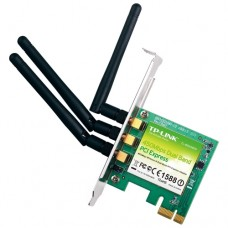 Адаптер Wi-Fi (450Mbps Wireless N Dual Band PCI Express Adapter, Atheros, 3T3R, 2.4GHz/5GHz, PCI Express connector)