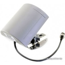 Антенна (Pico Cell Patch indoor/outdoor Antenna/ 8.5dBi/ 70deg with surge arrestor N-type, RP-SMA to N-type adapter-cable 3m / 2.4GHz)