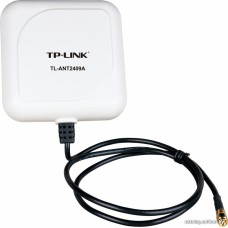 Антенна (2.4GHz 9dBi Outdoor Directional Panel Antenna, 1m Cable, RP-SMA connector)