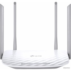 Маршрутизатор (AC1200 Wireless Dual Band Router, 867 at 5 GHz +300 Mbps at 2.4 GHz, 802.11ac/a/b/g/n, 1 port WAN 10/100 Mbps + 4 ports LAN 10/100 Mbps, 4 fixed antennas)