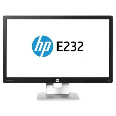 "Монитор (HP EliteDisplay E232 Monitor 23"" 1920х1080 250 nits 1000:1 178/178 VGA HDMI DisplayPort 3USB)"