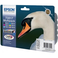 Набор (Epson Multipack for R270/290/RX590)