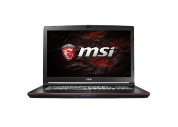 "Ноутбук (MSI GP72 7RD(Leopard)-215RU 17.3""(1920x1080 (матовый))/Intel Core i7 7700HQ(2.8Ghz)/8192Mb/1000Gb/DVDrw/Ext:nVidia GeForce GTX1050(2048Mb)/Cam/BT/WiFi/41WHr/war 2y/2.7kg/black/W10)"
