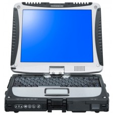 "Ноутбук Panasonic TOUGHBOOK CF-19 10.1"" (Core i5 3340M 2700 Mhz/10.1""/1024x768/4.0Gb/500Gb/DVD нет/Intel HD Graphics 4000/Wi-Fi/Bluetooth/Win 7 Pro 64)"