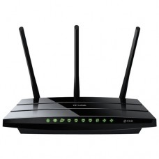 Маршрутизатор (450Mbps Multi-function Wireless N Router, QCA (Atheros), 3T3R, 2.4GHz, 802.11b/g/n, 1 10/100Mbps WAN + 4 10/100Mbps LAN ports, 2 USB 2.0 port for 3G/4G Sharing, 3 fixed 5dBi antennas)